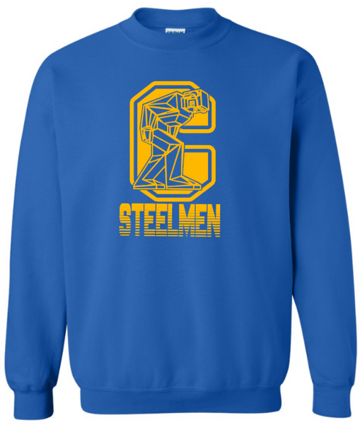 Joliet Central Booster Club Crewneck Sweatshirt