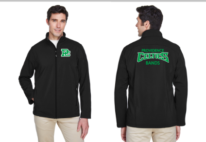 Providence Marching Celtics Embroidered Jacket Men/Women