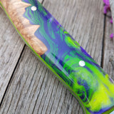 "NORA #1458 - 6.5 Inch Utility - ""Zombie Night"" Shokwood"