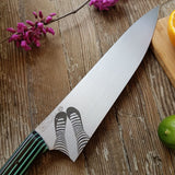 NORA #1473 - Mary Jane - 8.5 Inch Chef Knife