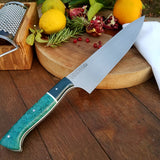 NORA #1143 - 8.5' Chef - 52100 Carbon Steel