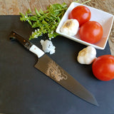NORA #1329 - CPM-M4 8 Inch Gyuto - How to Train Your Dragon