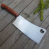 PRE-SALE ~ NORA - 7.5 Inch Stainless Steel Cleaver