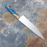 NORA - 8.5 Inch AEB-L Stainless Steel Chef Knife - Talk Does Not Cook Rice