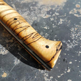 NORA #1662 - 7 Inch Line Slayer - Spalted Maple