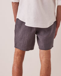 Transition Short Charcoal