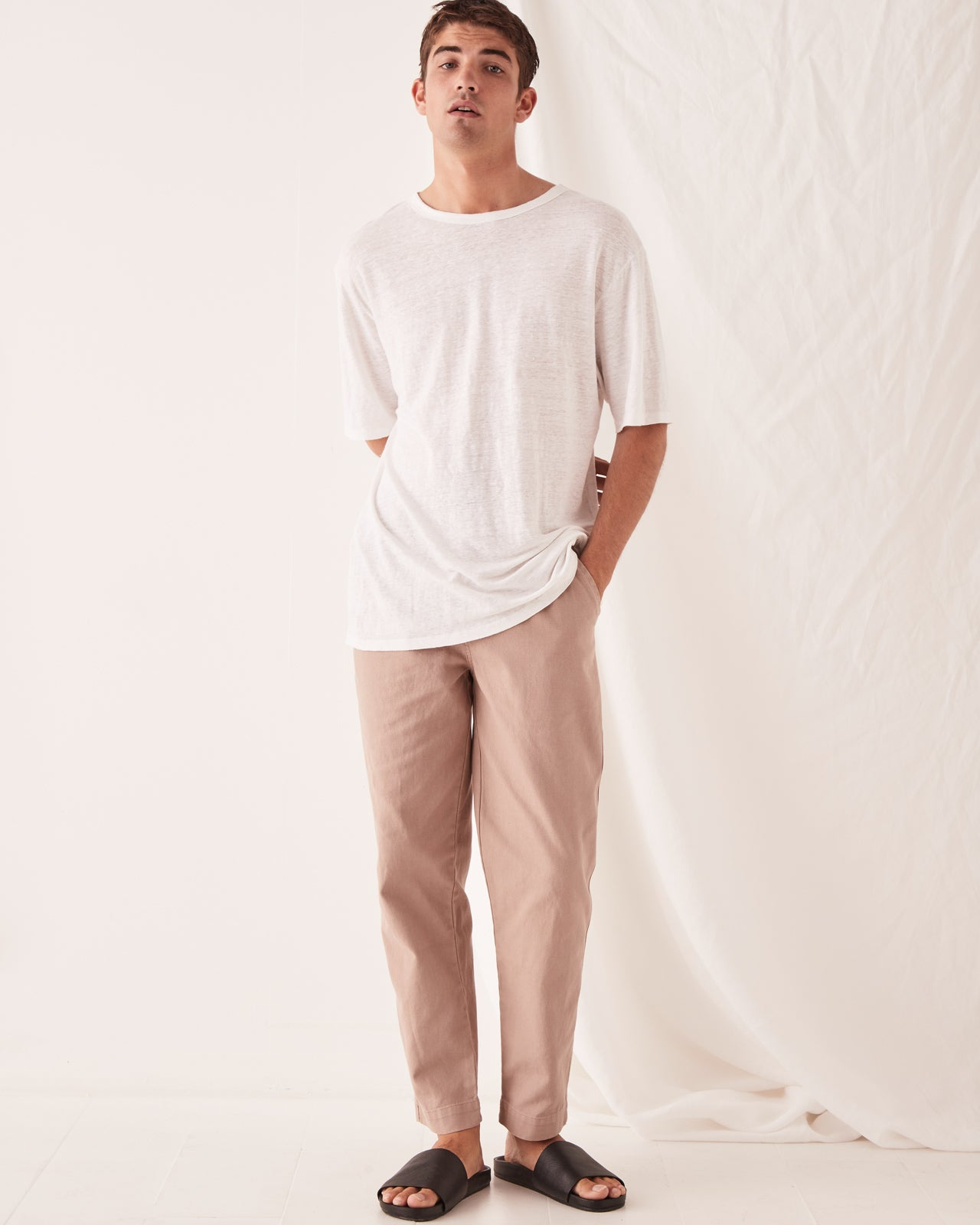 Frontier Canvas Pant Husk