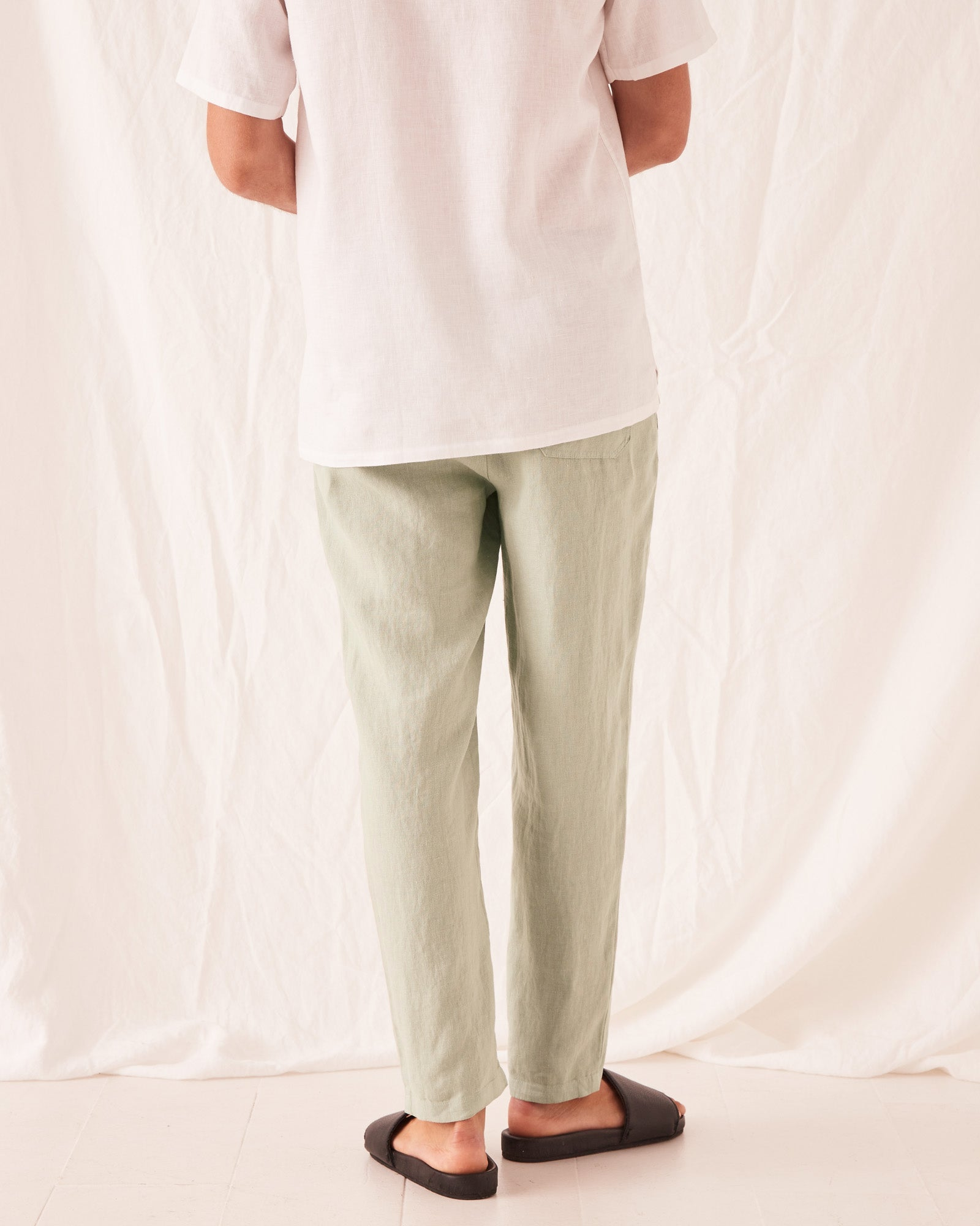 Transition Pant Soft Green