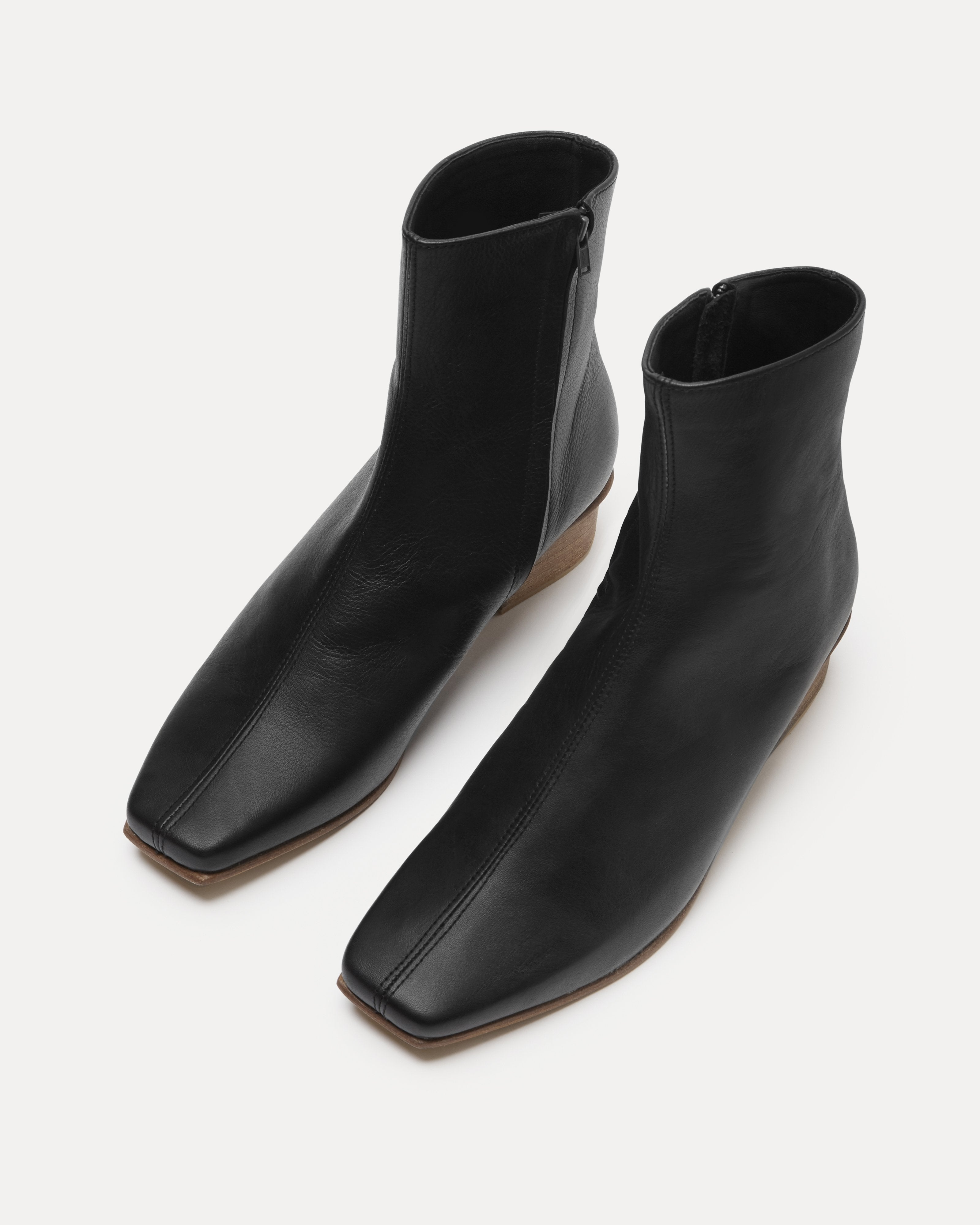 St Agni Clemente Boot Black
