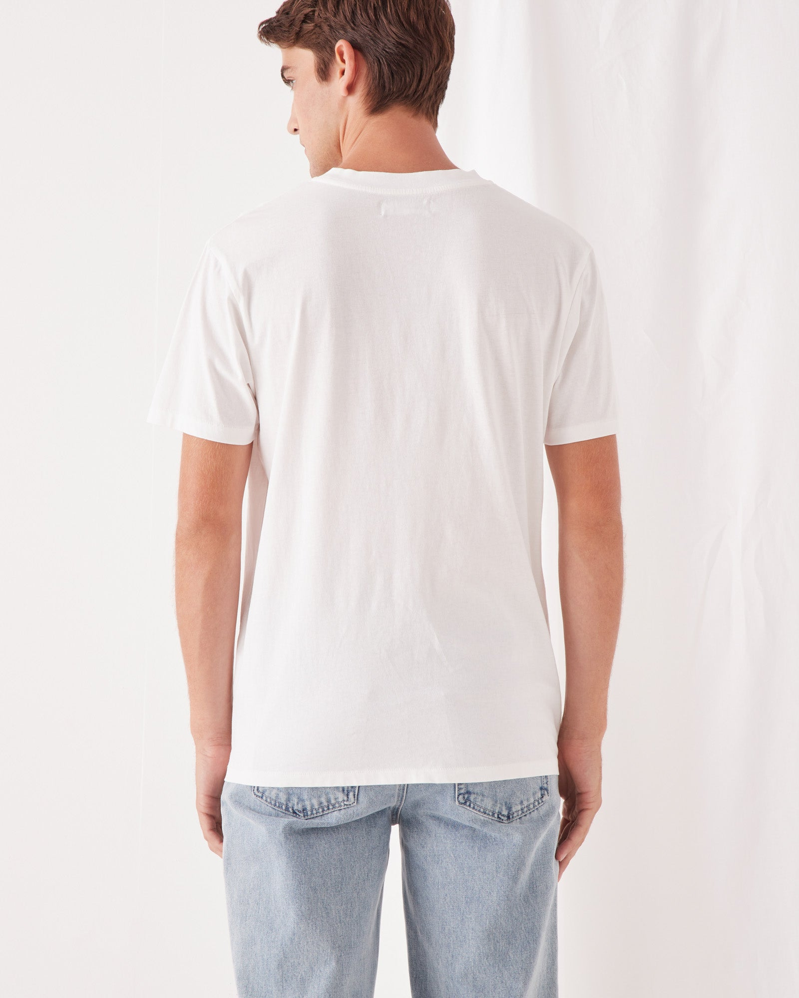 Genesis Tee Antique White