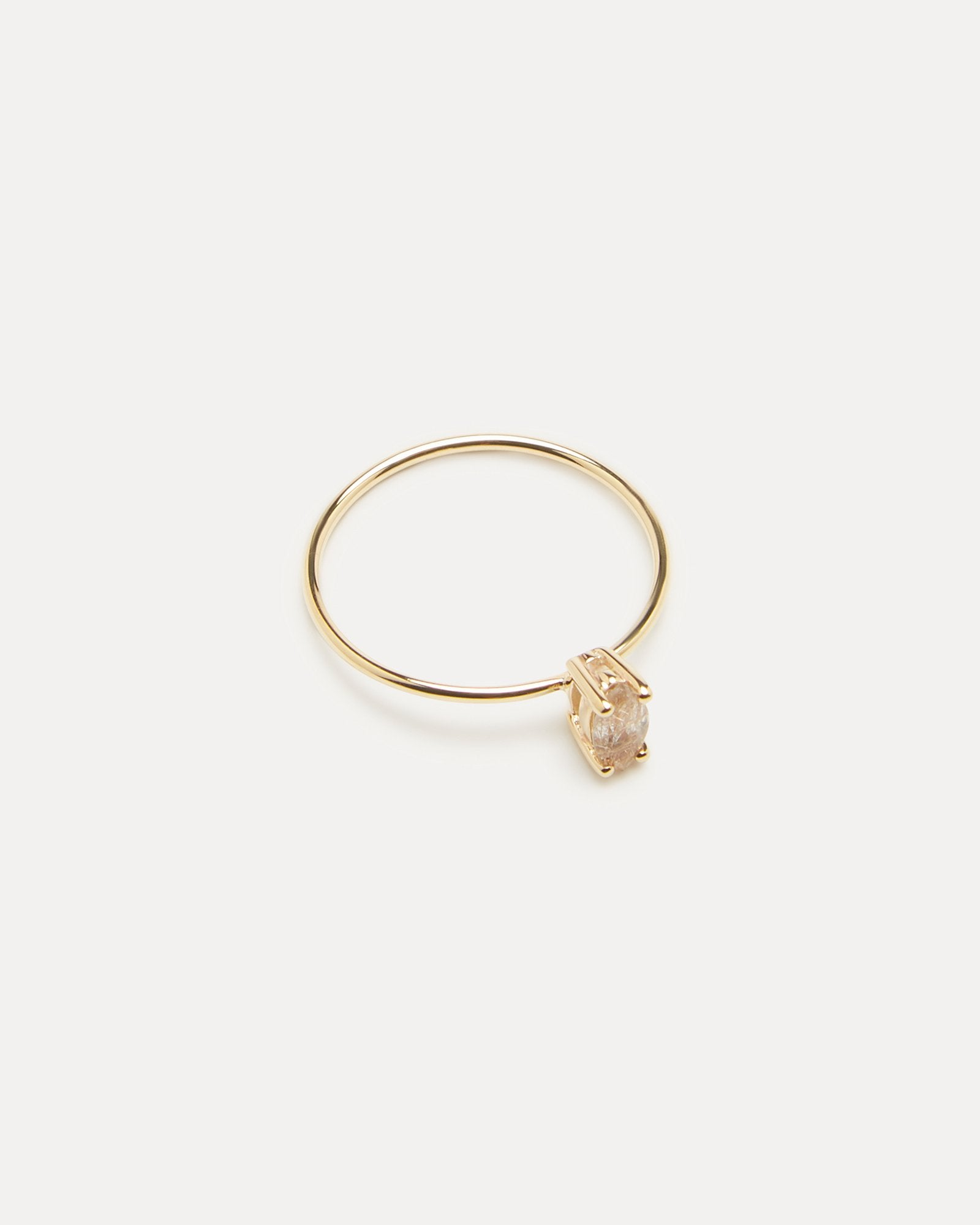 Tiny Marquise Ring Natalie Marie