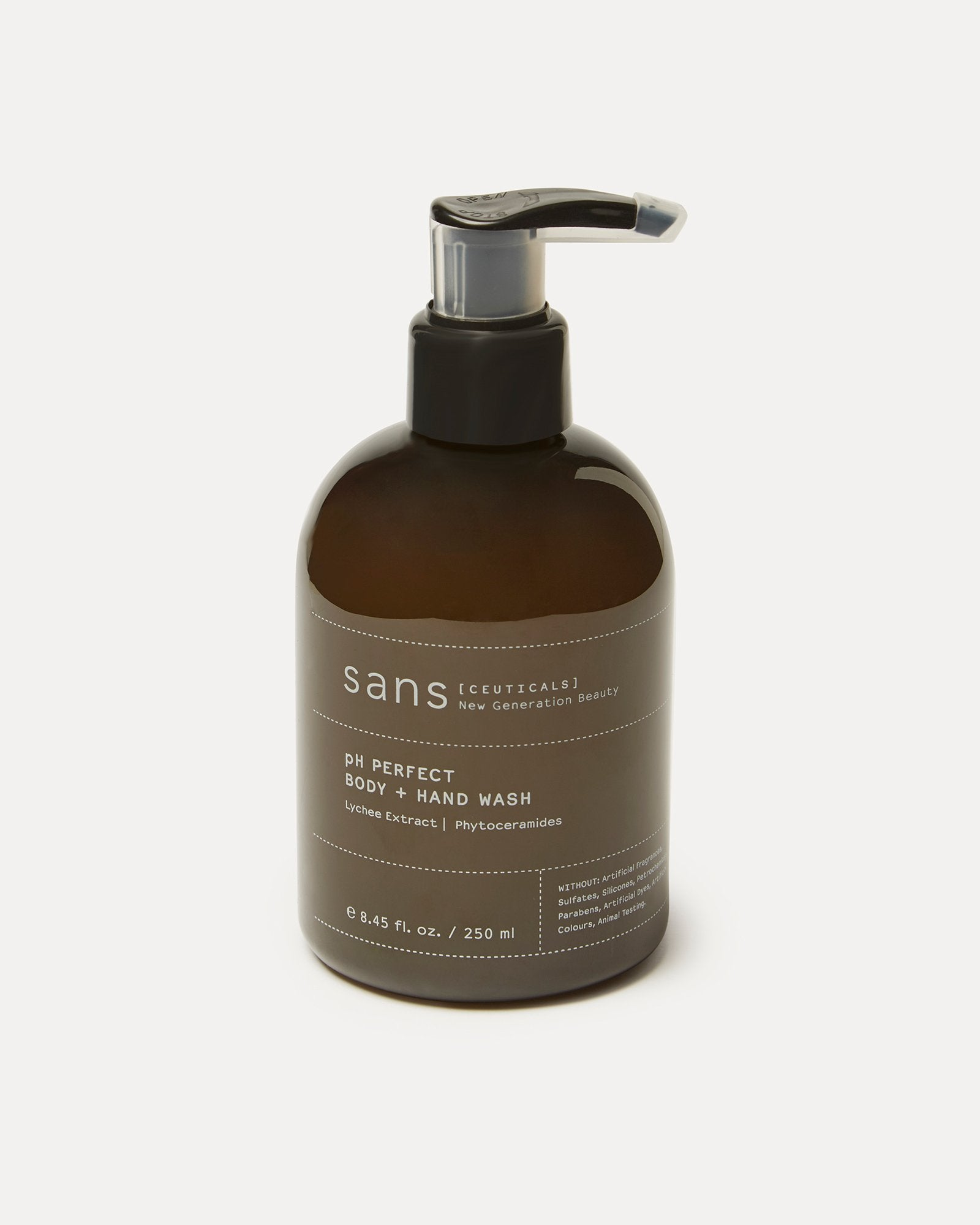 Sans - pH Perfect Body + Hand Wash