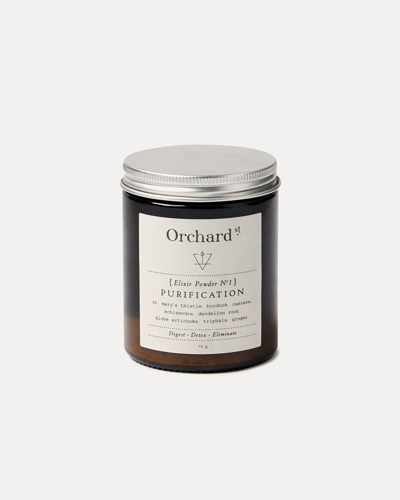 Orchard St Elixir Powder - Purification