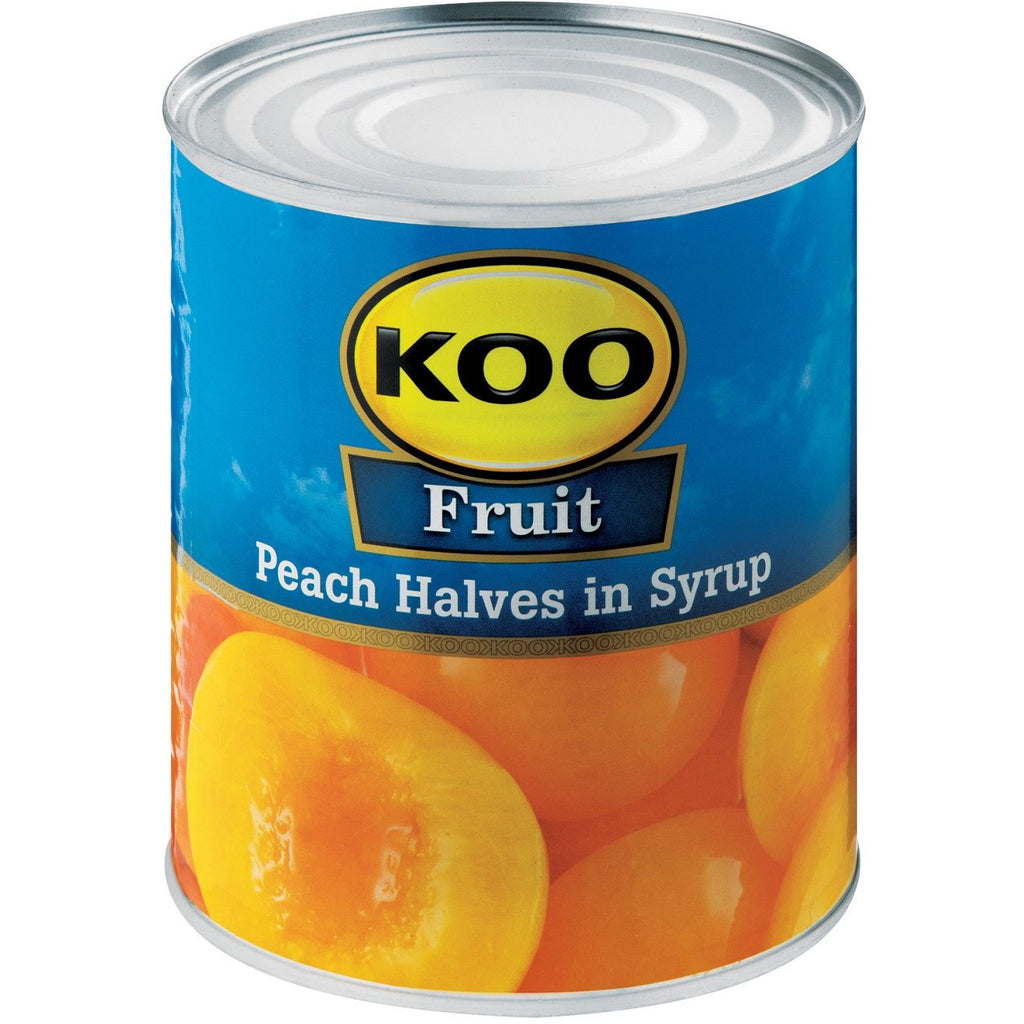 Koo Peach Slices 410g