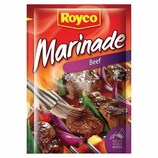 Royco Marinade for Beef 39g