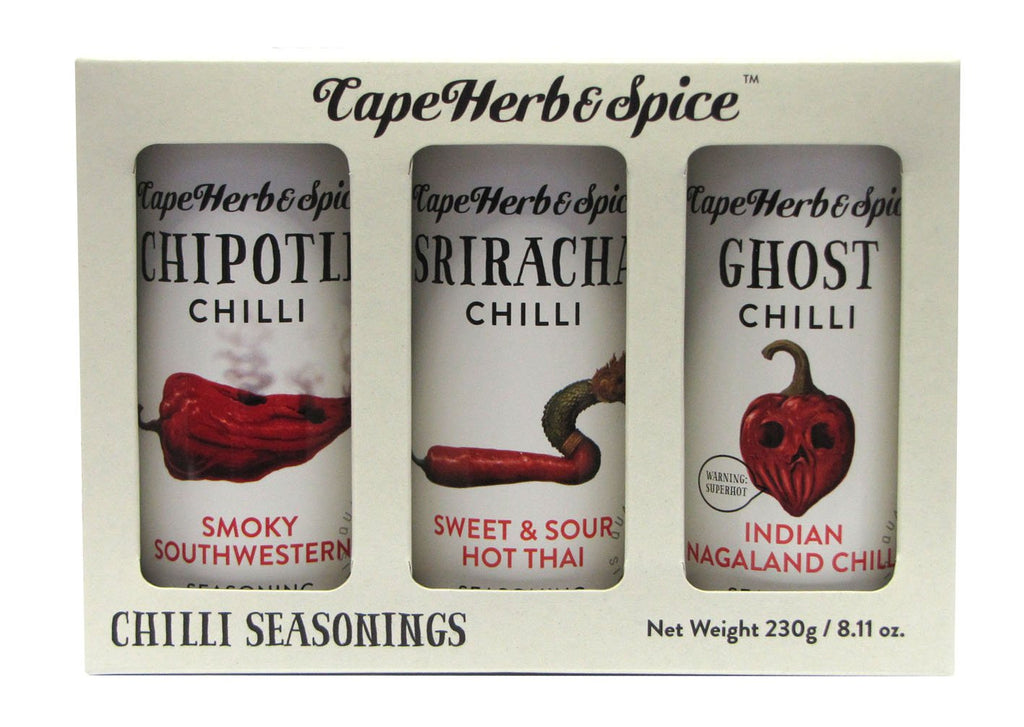 Cape Herb Chilli Seasoning 3 Tins 230g
