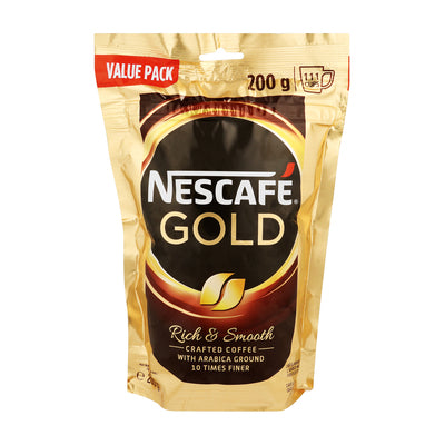 Nescafe Gold Rich & Smooth Refill 200g