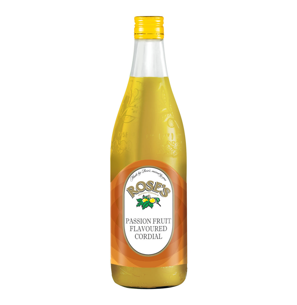 Roses Passion Fruit & Lemonade 330ml