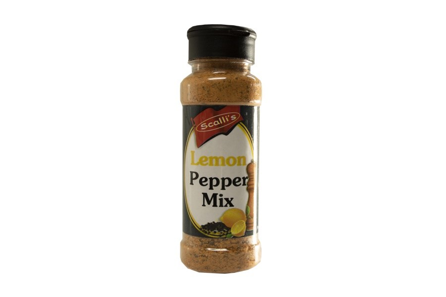 Scalli's - Lemon Pepper Mix 200ml
