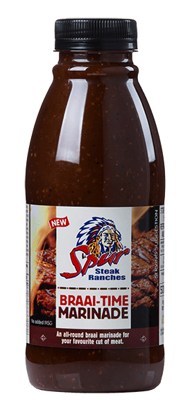 Spur Braai Time Marinade 500ml