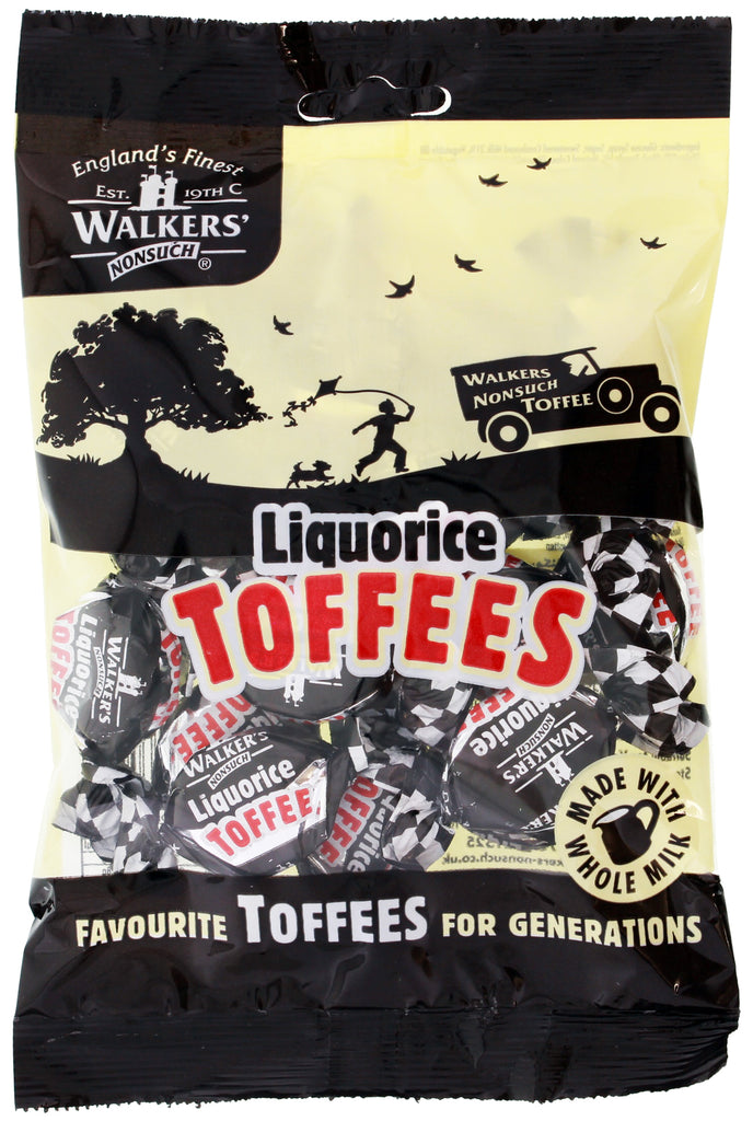 Walkers Nonsuch Toffee 150g