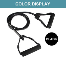Load image into Gallery viewer, Bande élastique résistante 120cm Yoga Pull Rope Fitness