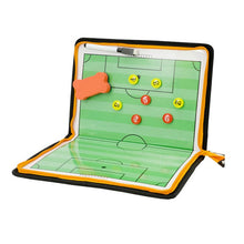 Load image into Gallery viewer, Support tactique portable et Magnetic en cuir -Football