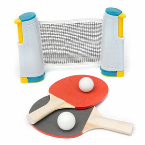 Filet de tennis de table ajustable