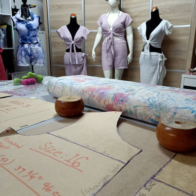 At The Studio, Patternmaking