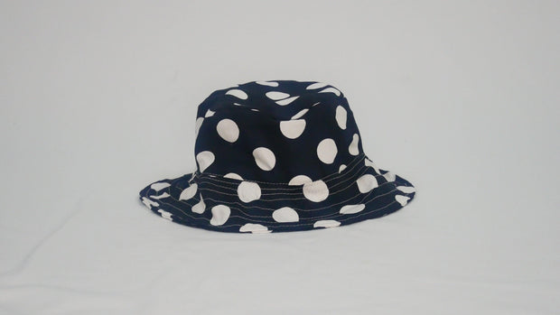 Bucket Hat - PolkaDots - Design2Change