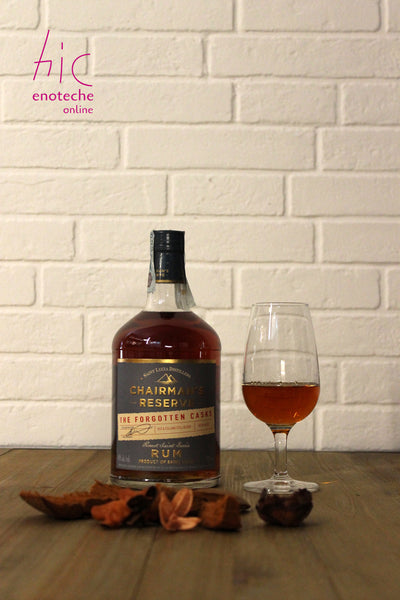 Chairman's Reserve the Forgotten cask 40° RUM - Saint Lucia Distillers