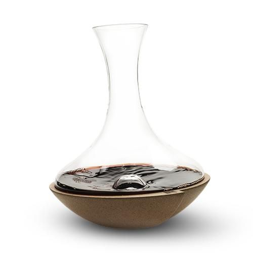 Decanter Swirling
