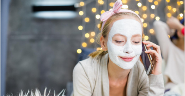 While you're Working from Home.. Skincare Routine to Follow
