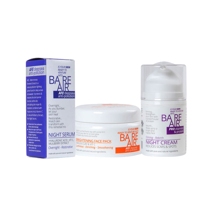 Clear Skin, Scars & Spots Removal Combo (Max)