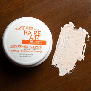BareAir Face Pack with Kaolin Clay & Vitamin C-2