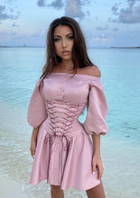 Load image into Gallery viewer, DUCHESS Pink Dress