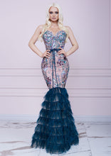 Load image into Gallery viewer, 13 Long Mermaid Dress