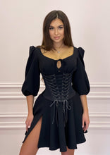 Load image into Gallery viewer, ANGEL Black Dress