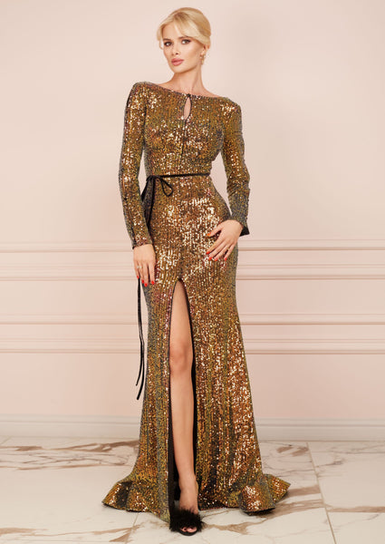 THE OSCARS 2 Sequin Dress
