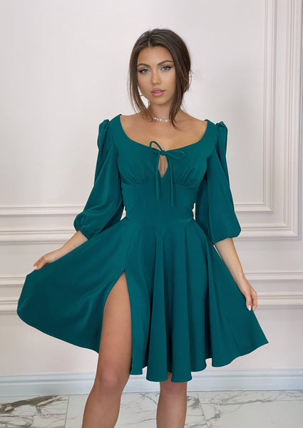 ANGEL GREEN DRESS