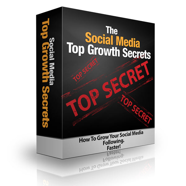 The Social Media Top Growth Secrets Bundle For Musicians (5 FREE Bonuses Included)