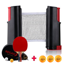 Load image into Gallery viewer, (HOT SALE )Retractable Table Tennis Net