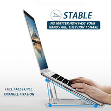 Load image into Gallery viewer, Foldable Laptop Desktop Stand(Buy 2 free shipping)