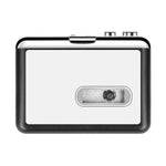 Load image into Gallery viewer, DigitaLife AV205 Portable Cassette Tape Player - Standalone Cassette to MP3 Converter
