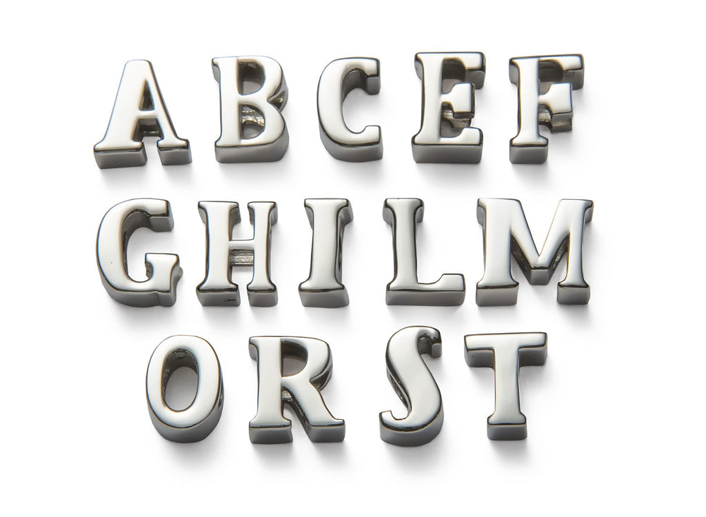 Stainless Steel Letters - Boho Betty