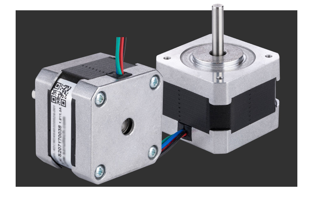 NEMA 17 stepper motor for 3D printers, extruders