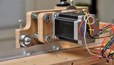 """cnc stepper motor Simply amazimg,Excellent motors""Finland review"
