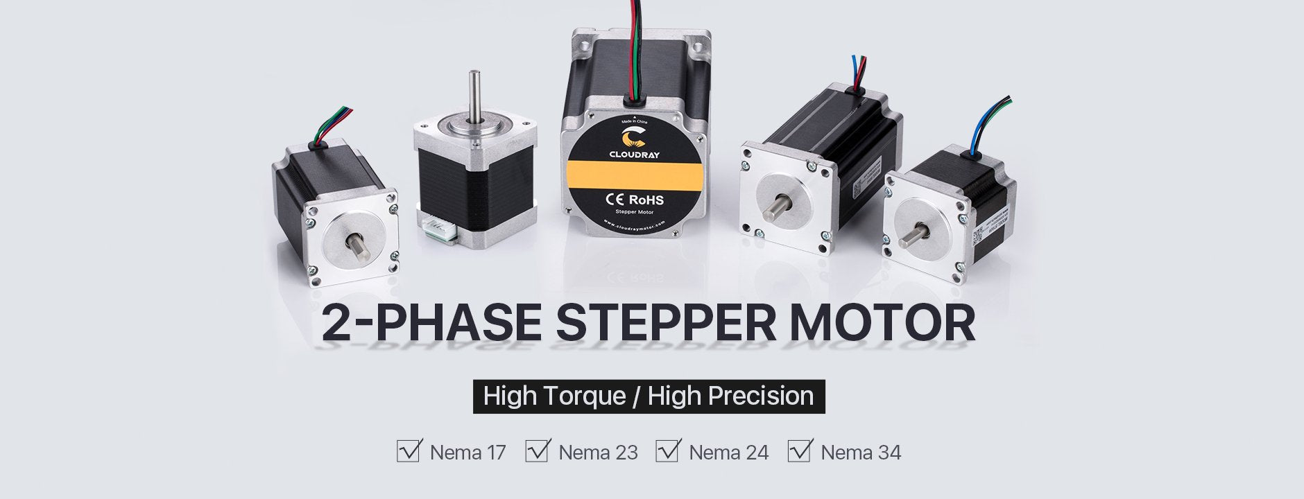 Stepping motor for medical devices