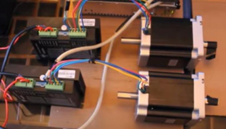 """Stepper Motor Works great. Get a good controller with it.""feedback in Netherlands"