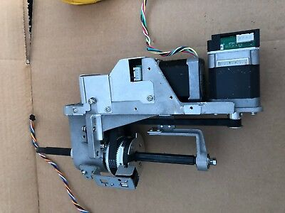 """""""nema 23 stepper motor This is my first larger stepper motor.""""Spain said"""
